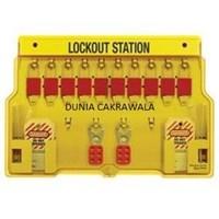 Master Lock 1483BP1106 Murah Berkualitas HUB atau