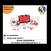 Master Lock 1458E410 murah berkualitas HUB atau WA 081280588834 Segel Keamanan 1