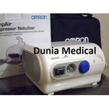 Compressor Nebulizer Alat Terapi Pernapasan Omron Ne-C28 murah berkualitas HUB atau WA 081280588834