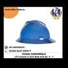Helm Safety MSA V-Gard Full Brim Original murah berkualitas HUB atau WA 081280588834 1