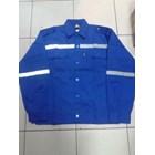 Seragam Kerja Safety Asgard Baju Kerja Asgard bahan Japan Drill / Pakaian Safety murah berkualitas HUB atau WA 081280588834 2