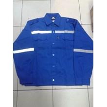 Seragam Kerja Safety Asgard Baju Kerja Asgard bahan Japan Drill murah berkualitas HUB atau WA 081280588834