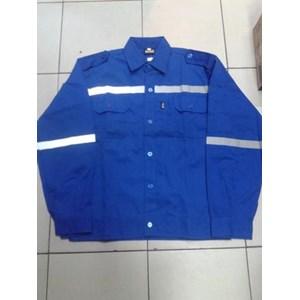 Dari Seragam Kerja Safety Asgard Baju Kerja Asgard bahan Japan Drill / Pakaian Safety murah berkualitas HUB atau WA 081280588834 1