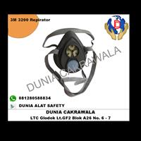 Jual Masker 3M 3200 + Catridge 3311 K55 murah berkualitas HUB atau WA 081280588834