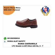 Safety Shoes Black Rhino Bre-0401 Pantovel murah B