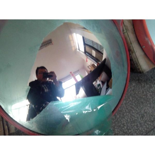 Convex Mirror Outdoor 60 CM murah berkualitas HUB atau WA 081280588834