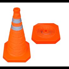 Kerucut Lipat Traffice ConeLipat murah berkualitas HUB atau WA 081280588834