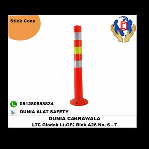 Dari Stick Cone Taiwan Pembatas dan Keamanan Jalan Raya murah berkualitas HUB atau WA 081280588834 1