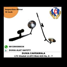 Inspection Mirror 10 Inch murah berkualitas HUB atau WA 081280588384