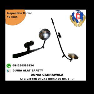 Dari Inspection Mirror 10 Inch murah berkualitas HUB atau WA 081280588384 0
