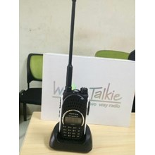 Radio Komunikasi Ht Handy Talky Ffdx Model Uv800