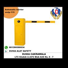Automatic Barrier Wstp-115 3s Palang Parkir murah berkualitas HUB atau WA 081280588834