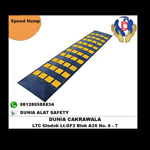 Speed Hump End Cap murah berkualitas HUB atau WA 0812580588834 speed bump