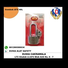 Gembok ATS 40L murah berkualitas HUB atau WA 081280588834