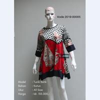 Baju Tunik Batik 2019-00005