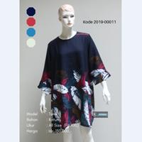 Baju Tunik Motif Tempel Channel 2019-00009