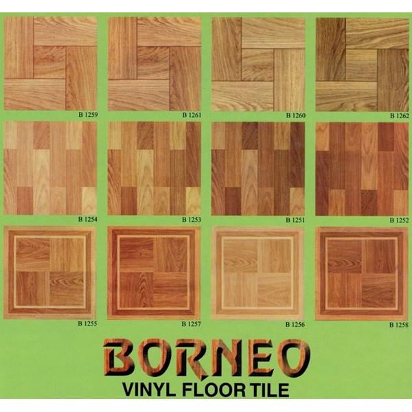 Lantai Vinyl Borneo