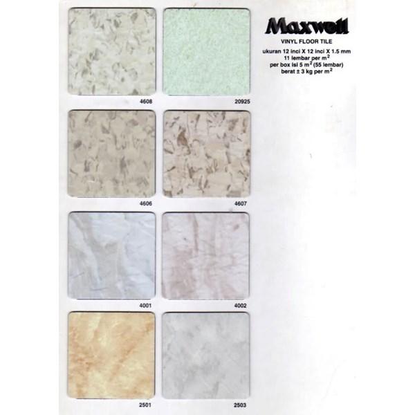 Lantai Vinyl Maxwell