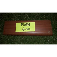 Jual List Plain 6cm