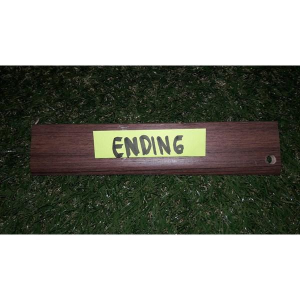 List Ending