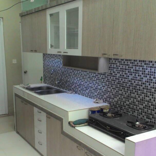 Jual Interior Kitchen Set Harga Murah Jakarta Oleh Jaya