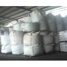 Jumbo Bag of used 1 Ton sand containers