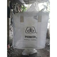 Jumbo Bag bekas 1 Ton bekas bibit jagung