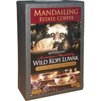 Kopi Luwak Aged Monsoon Process Whole Bean