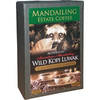 Jual Kopi Luwak Aged Monsoon Process 50Gr Powder