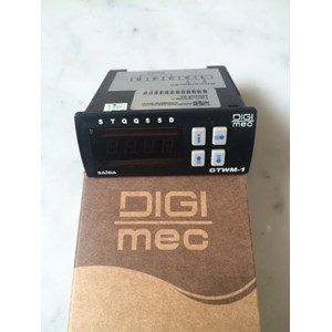 Digital Timer Digimec Gtwm-1