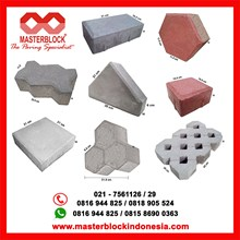 Paving Block ( Conblock ) Hydraulic Press