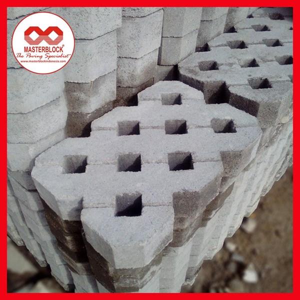 Grass Block / Paving Taman - Hydraulic Press