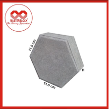 Paving Hexagon Masterblock
