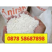 Jual Batu Kapur Kasium Limestone Granule Butiran Menir Ukuran 0 - 3 mm