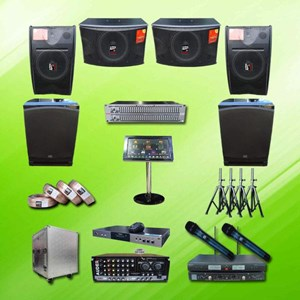 Dari Speaker Sound System Paket Karaoke A3 : Mixer + Speaker Auderpro 10 Inch + Subwoofer 12 Inch + Hdd 0