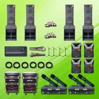 Speaker Sound System Lapangan Paket Lux 2 (Yamaha+Auderpro) 1