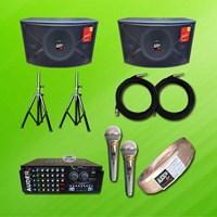 Speaker Proyektor Sound System Paket Meeting Kecil 5 1