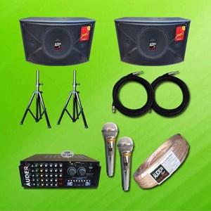 Speaker Proyektor Sound System Paket Meeting Kecil 5