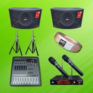 Amplifier Sound System Paket Meeting Kecil 4