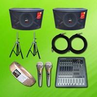 Paket Sound System Meeting Speaker Kecil 3 1