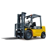 IC Forklift 4-5Ton Single Tyre