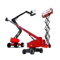 Mobile Electric Scissor Lift Type Xem Series