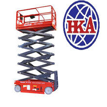 Electric Self Propelled Scissor Lift Xe N Series