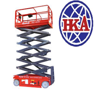 Scissor Lift Mantal XE-N Series 1