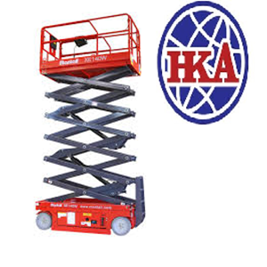 Scissor Lift Mantal XE-N Series