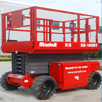 Jual Sewa Scissor Lift Mantal Xd-140Rt 2