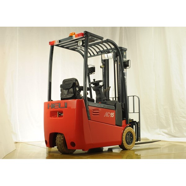 Forklift Battery CPD20S 3 Wheel 2 Ton