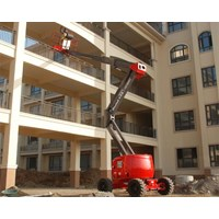 Jual Boom Lift Mantall Articulated HZ160 J-RT 2