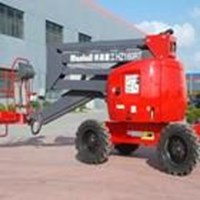 Boom Lift Mantall Articulated HZ160 J-RT 1