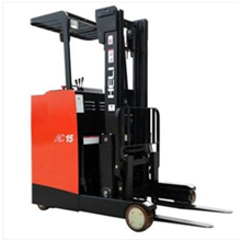 Reach Truck Stand Up 1.5 Ton Heli CQD15